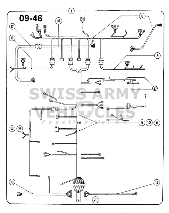 Austin Champ Wiring Diagram