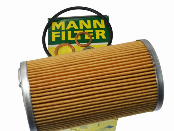 Oil Filter   230GE   MANN