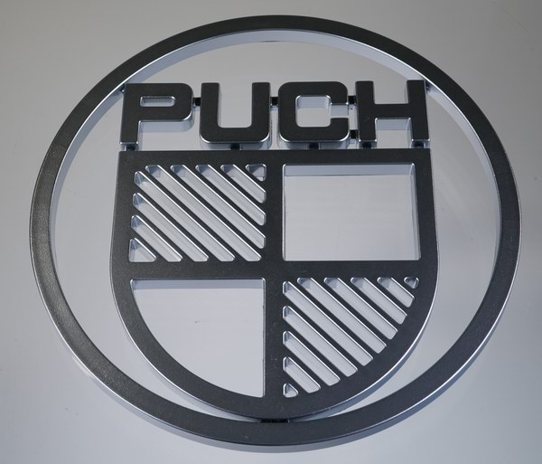 Puch G Emblem Front Grill