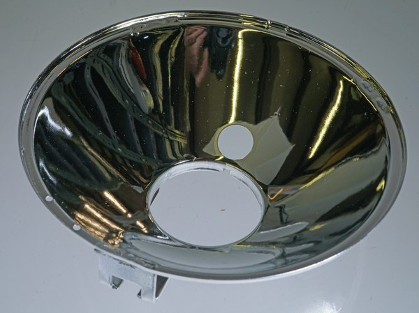 Reflector Headlight   LH or RH