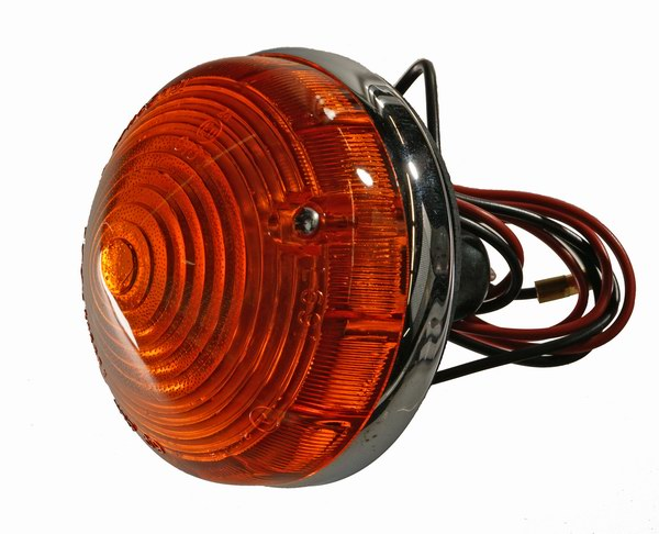 Turnsignal Lamp rear Amber US-Version