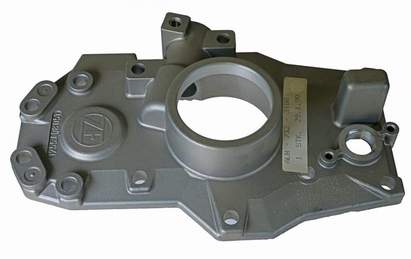 Cover rear Transmission