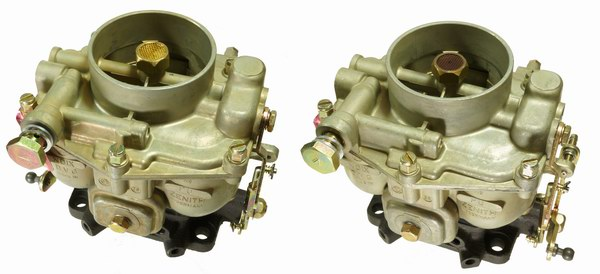Carburetor front and rear Zenith NDIX 36