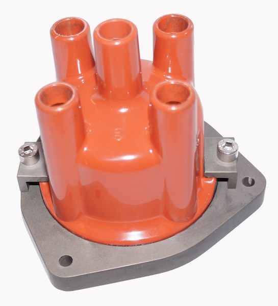 Adapter Plate with Distributor Cap