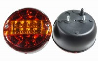 Tail Light LED 24V  Swiss Army Look  Pai ..