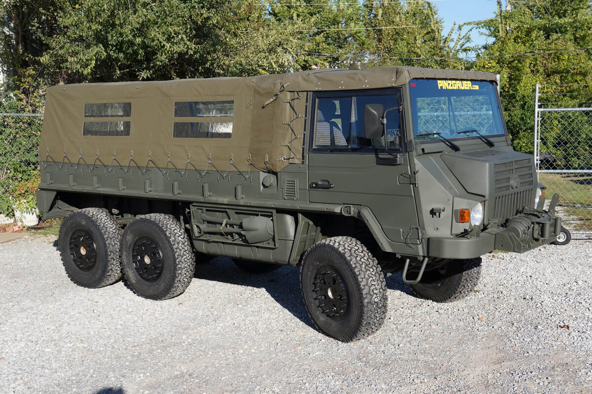 Military Vehicles For Sale Canada >> Swiss Army Vehicles
