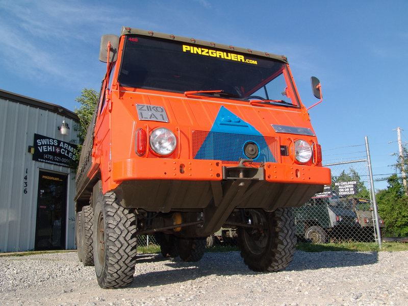 Pinzgauer 712M National Guard