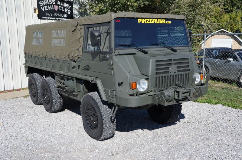 US Army Version Less than 20 have been made 