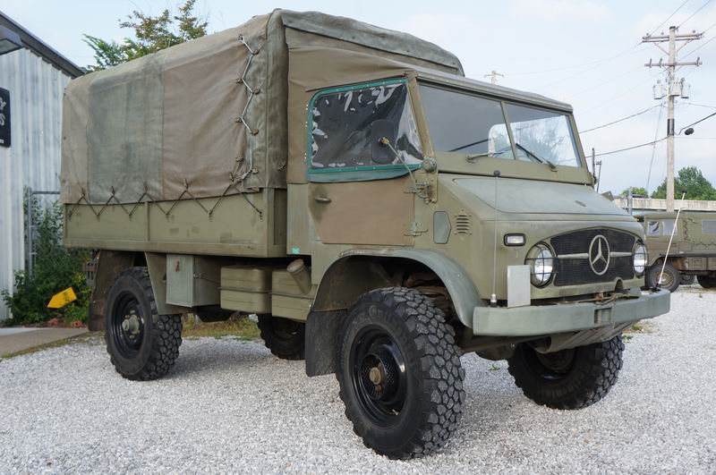 Original Swiss Army Troop Carrier. Hard to find in ..