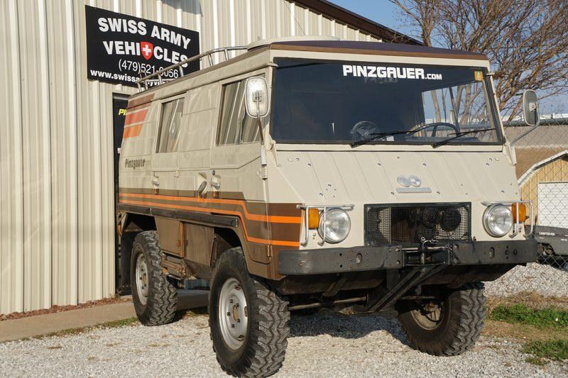 Swiss Army Vehicles