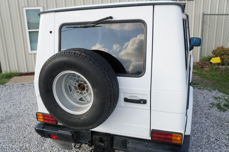 This is a 463 Model G Wagon  2 Door   Rare SWB Ver ..