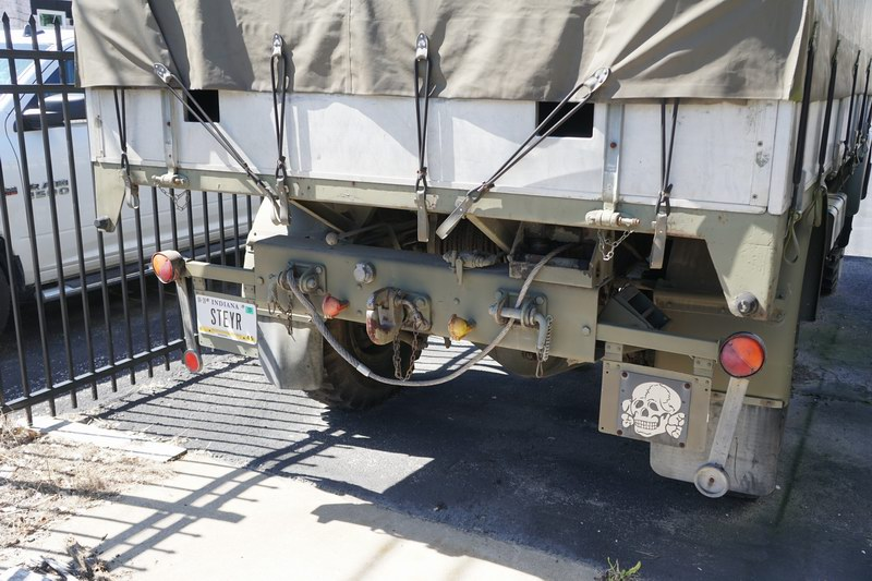 Swiss Army Truck used for cargo and troops 6.0L In ..