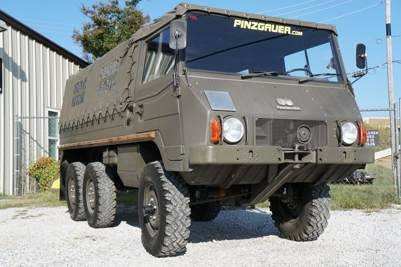 All original Swiss Army Troop Carrier!   In great  ..