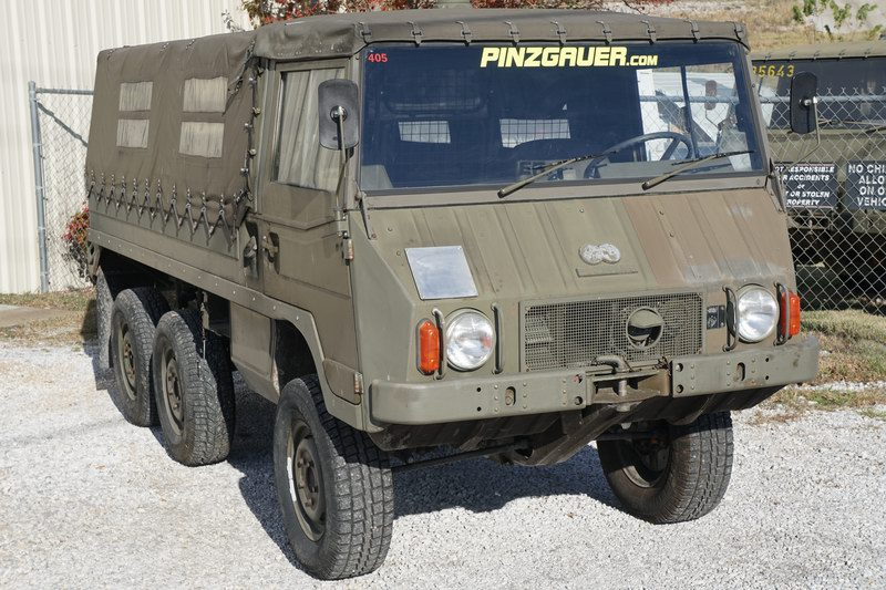 Swiss Army Troop Carrier  more pictures and price  ..