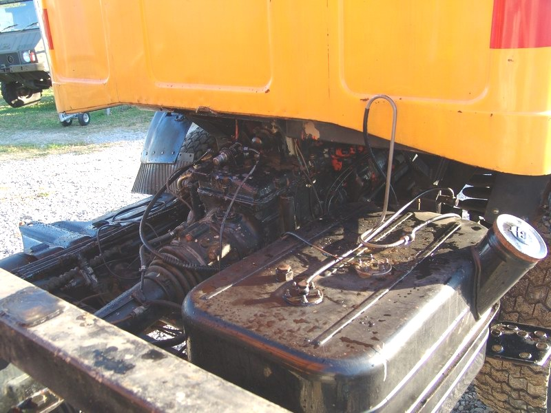 416 (long Bed) with OM352 6 Cylinder Diesel