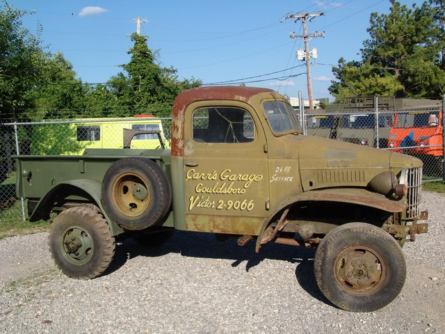 Power Wagon WC12  1/2 Ton