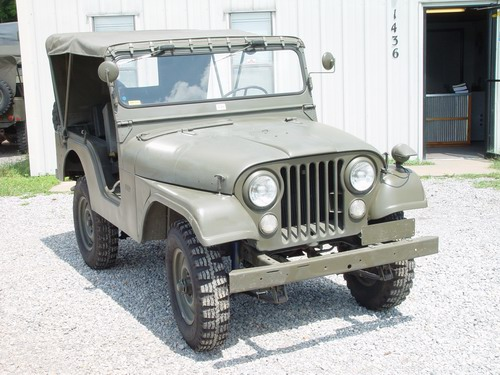 CJ5 Swiss Army